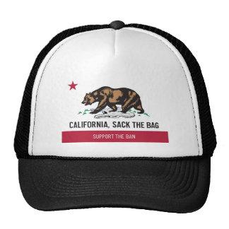 California, Sack the Bag Cap