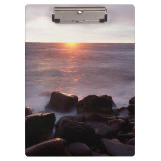 California, San Diego, Sunset Cliffs, Sunset 2 Clipboard