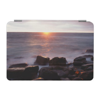 California, San Diego, Sunset Cliffs, Sunset 2 iPad Mini Cover