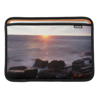 California, San Diego, Sunset Cliffs, Sunset 2 Sleeve For MacBook Air