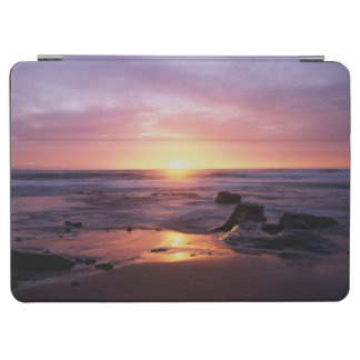 California, San Diego, Sunset Cliffs, Sunset 4 iPad Air Cover