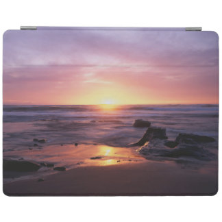 California, San Diego, Sunset Cliffs, Sunset 4 iPad Cover