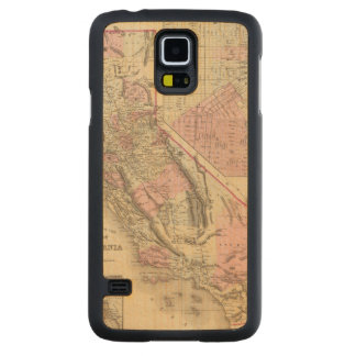 California, San Francisco Carved Maple Galaxy S5 Case