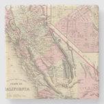 California, San Francisco Stone Coaster