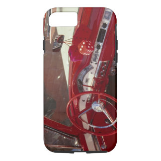 California:  Santa Ynez Valley, Solvang, 1957 iPhone 8/7 Case