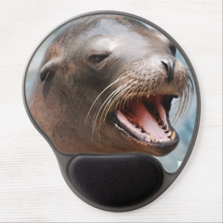 California Sea Lion Gel Mousepad