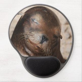 California Sea Lion Gel Mouse Mats