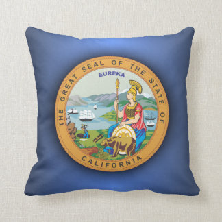 California Seal Cushion