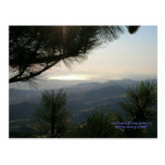 California Seasons - SF Bay Area - Postcard