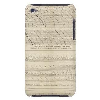 California Seismograms 13 iPod Touch Cover