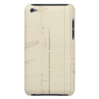 California Seismograms 6 iPod Case-Mate Case