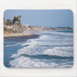 California Shore Mouse Pad