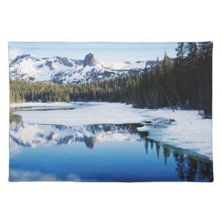 California, Sierra Nevada Mountains 10 Placemat