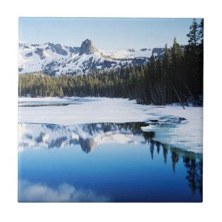 California, Sierra Nevada Mountains 10 Tile