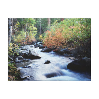 California, Sierra Nevada Mountains 11 Canvas Print