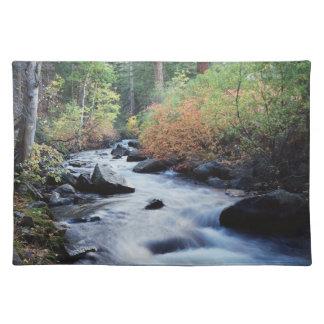 California, Sierra Nevada Mountains 11 Placemat