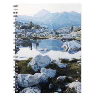 California, Sierra Nevada Mountains 16 Notebook