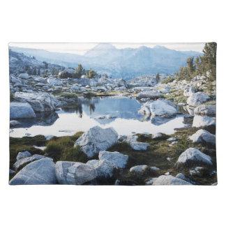 California, Sierra Nevada Mountains 16 Placemat