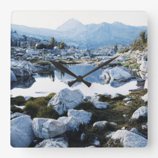 California, Sierra Nevada Mountains 16 Wallclocks