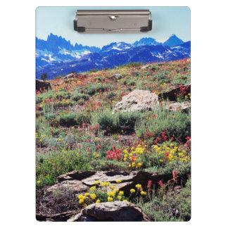 California, Sierra Nevada Mountains 1 Clipboard