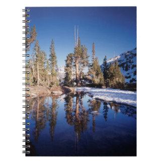 California, Sierra Nevada Mountains 2 Notebook