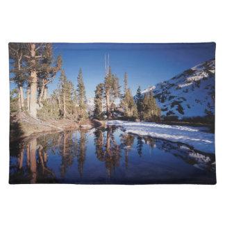 California, Sierra Nevada Mountains 2 Placemat