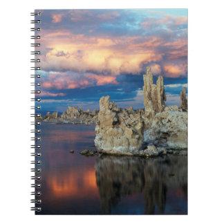 California, Sierra Nevada Mountains Notebooks