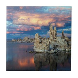 California, Sierra Nevada Mountains Tile
