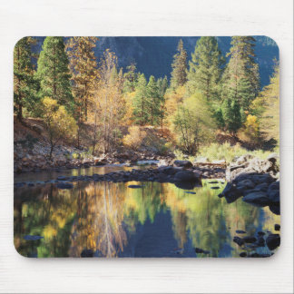 California, Sierra Nevada Mountains, Yosemite 4 Mouse Mat