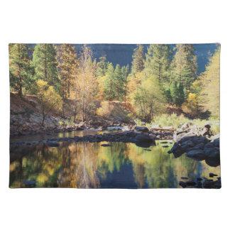 California, Sierra Nevada Mountains, Yosemite 4 Placemat