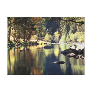California, Sierra Nevada Mountains, Yosemite 5 Canvas Print