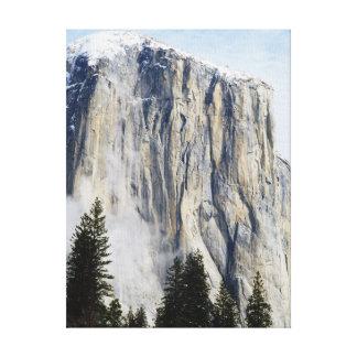 California, Sierra Nevada Mountains, Yosemite 6 Gallery Wrapped Canvas