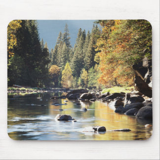 California, Sierra Nevada Mountains, Yosemite 7 Mouse Mat