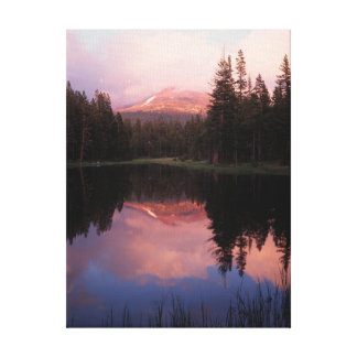 California, Sierra Nevada Mountains, Yosemite 8 Canvas Print