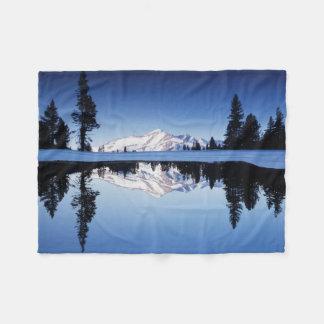 California, Sierra Nevada Mountains, Yosemite 9 Fleece Blanket