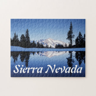 California, Sierra Nevada Mountains, Yosemite 9 Jigsaw Puzzle