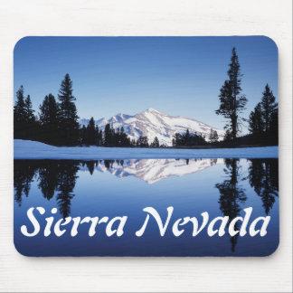 California, Sierra Nevada Mountains, Yosemite 9 Mouse Mat