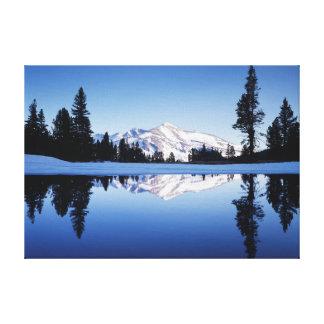 California, Sierra Nevada Mountains, Yosemite 9 Stretched Canvas Prints