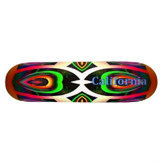 California Skate Board Deck