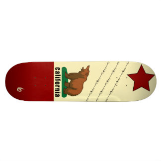 California Skateboard Deck