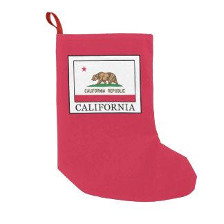 California Small Christmas Stocking