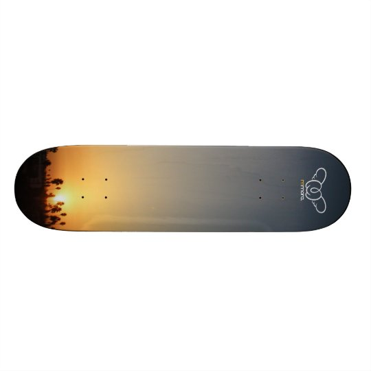 California Soul 20 Cm Skateboard Deck