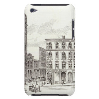 California South side Montgomery iPod Touch Cases