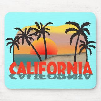 California Souvenir Mouse Mat