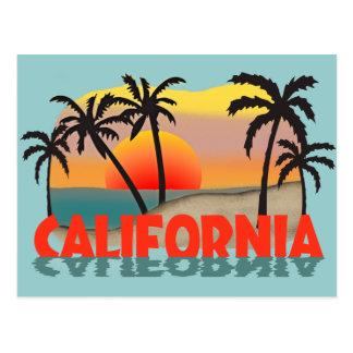 California Souvenir Post Card