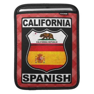 California Spanish American iPad Cover