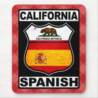 California Spanish American Mousemat