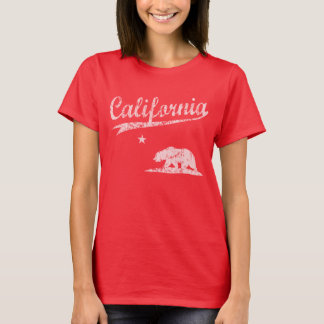 California Sport Style T-Shirt