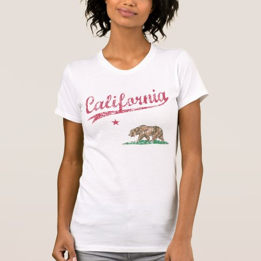 California Sport Style T Shirts