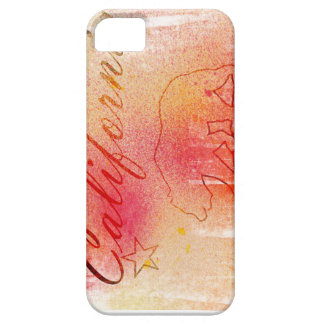 California Spray Paint iPhone 5 Cover